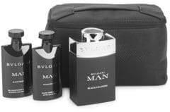 Bvlgari Man Black Cologne Three-Piece Box Set