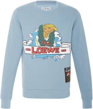 Loewe Holiday Sweatshirt