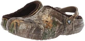 Crocs Classic Lined Realtree Edge Clog