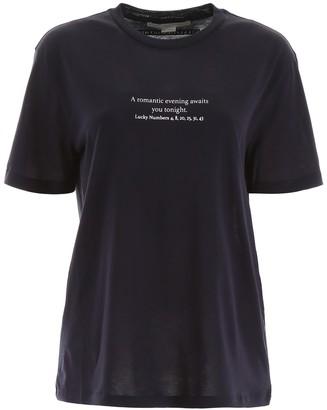 Stella McCartney Lucky Numbers T-shirt