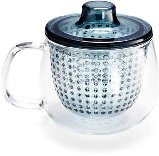 ABC Home Unimug Teapot with Lid Strainer Navy