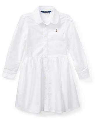 Ralph Lauren Cotton Oxford Shirtdress
