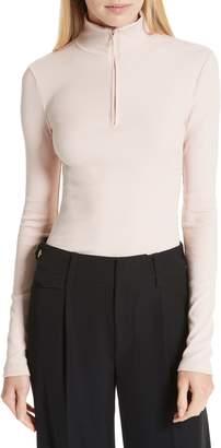 Vince Half-Zip Pullover
