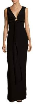 Tom Ford Silk Floor-Length Dress