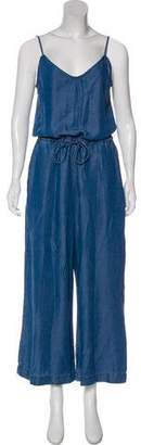 Closed Chambray Wide-Leg Jumpsuit w/ Tags
