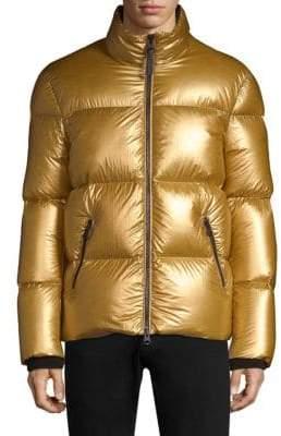 Mackage Other Metallic Puffer Coat