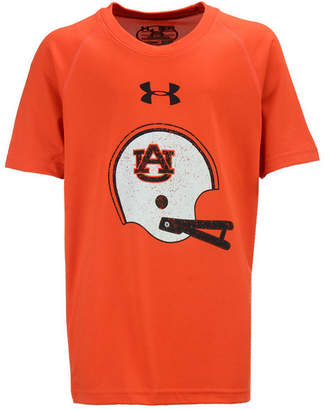 Under Armour Auburn Tigers Helmet Tech T-Shirt, Big Boys (8-20)