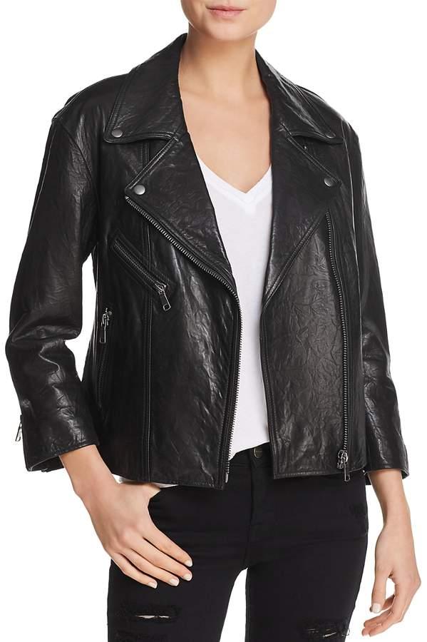 Kameke Leather Jacket