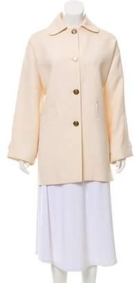 Gucci Short Wool Coat