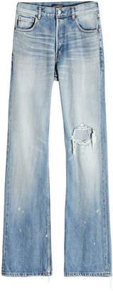 Balenciaga Bootleg Jeans