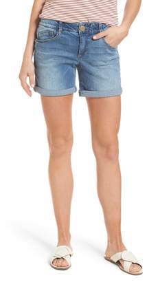 Wit & Wisdom Ab-solution Denim Shorts