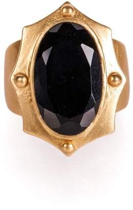Christina Greene - Ethos Ring in Black Onyx