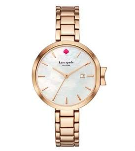 Kate Spade Park Row Rose Gold-Tone Watch
