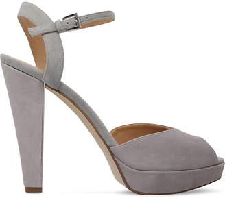 MICHAEL Michael Kors Claire suede sandals