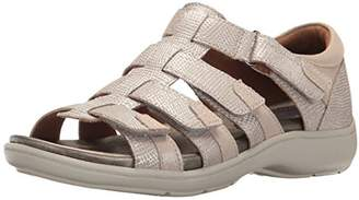 Aravon Women's Bromly Gladiator Sandal,12 D US