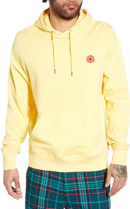 Wesc Mike Poppy Applique Hooded Sweatshirt