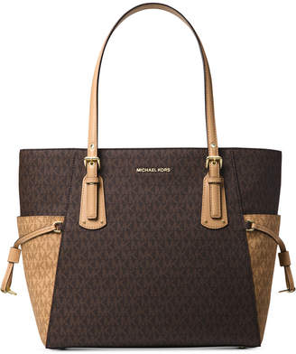 At Macy S Michael Kors Voyager East West Signature Tote