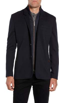 Ted Baker Almond Slim Fit Jersey Sport Coat
