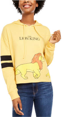 Freeze 24-7 Disney Juniors' Lion King Hoodie