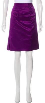 HUGO BOSS Boss by Pencil Knee-Length Skirt
