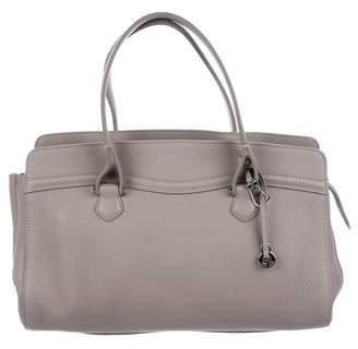 Loro Piana Leather Handle Bag