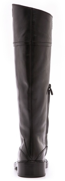 CNC Costume National Leather Boots