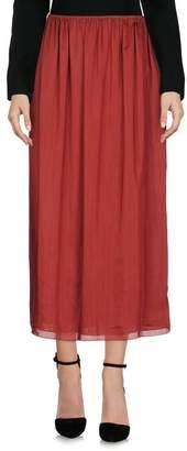 The Row 3/4 length skirt