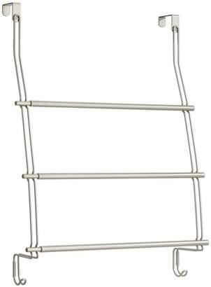 InterDesign Neo Expandable Over-The-Door Towel Rack