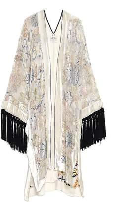 Forte Forte Velvet Kimono