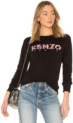 Kenzo Classic Crewneck Sweatshirt