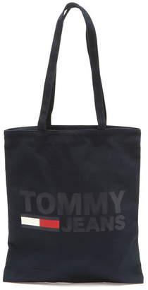 Tommy Hilfiger (トミー ヒルフィガー) - TOMMY HILFIGER (W)ロゴキャンバストート トミーヒルフィガー バッグ
