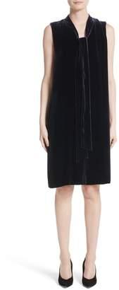 Lafayette 148 New York Ronan Velvet Dress