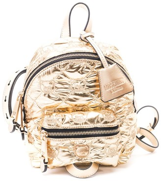 Moschino Mini Nylon Backpack
