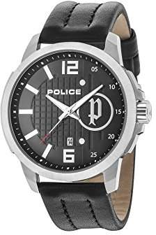 Police Analogue Quartz PL15238JS.02
