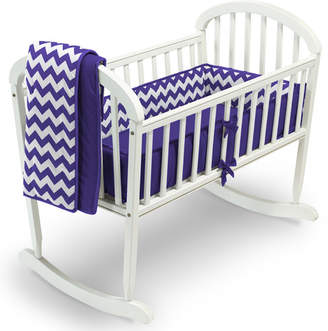 Harriet Bee Clint 3 Piece Cradle Bedding Set