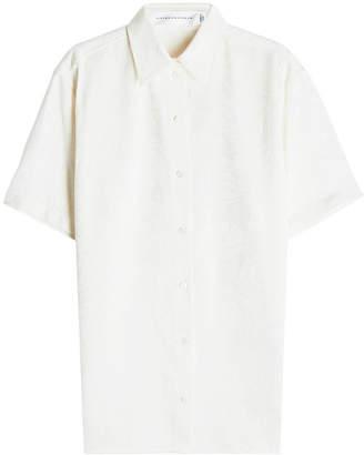 Victoria Beckham Short Sleeve Shirt