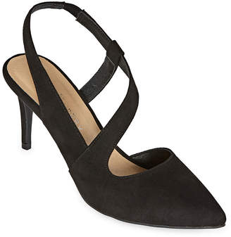CL BY LAUNDRY CL by Laundry Womens Odali Pumps Closed Toe Stiletto Heel