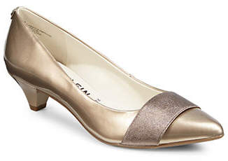 Anne Klein Kitten Heel Pumps