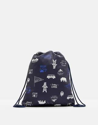 Joules Clothing Rubber Drawstring Bag