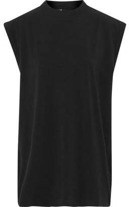 Y-3 +adidas Nomad Oversized Stretch-Cotton Jersey Tank