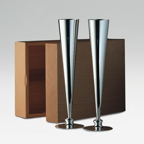 Pampaloni Set of 2 Champagne Flutes