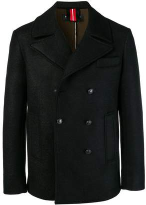 Hydrogen double breasted peacoat