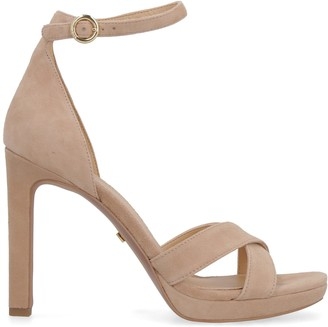 Michael Kors Suede Sandals