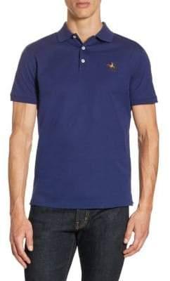 Ralph Lauren Purple Label Slim-Fit Pique Polo