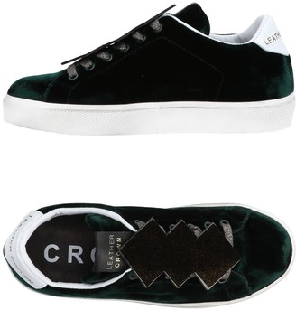 Leather Crown Low-tops & sneakers - Item 11453492MV