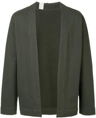 N. Hoolywood jersey cardigan