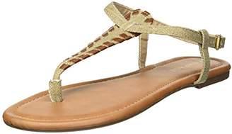 Rampage Women's Pashmina Flat Sandal