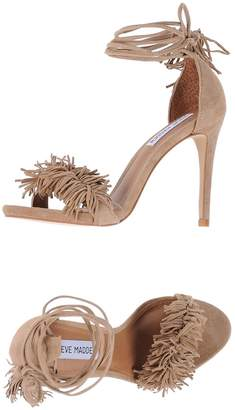 3075ca1b588 Steve Madden Beige Stiletto Heel Sandals For Women - ShopStyle Australia