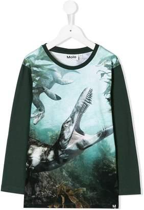 Molo sea monster print top