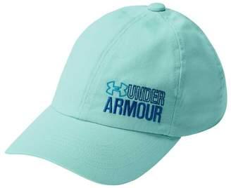 Under Armour Girl's UA Graphic Armour Cap